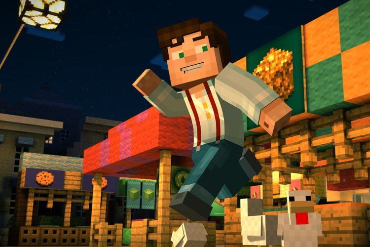 Le monde de Minecraft: Story Mode va fermer ses portes