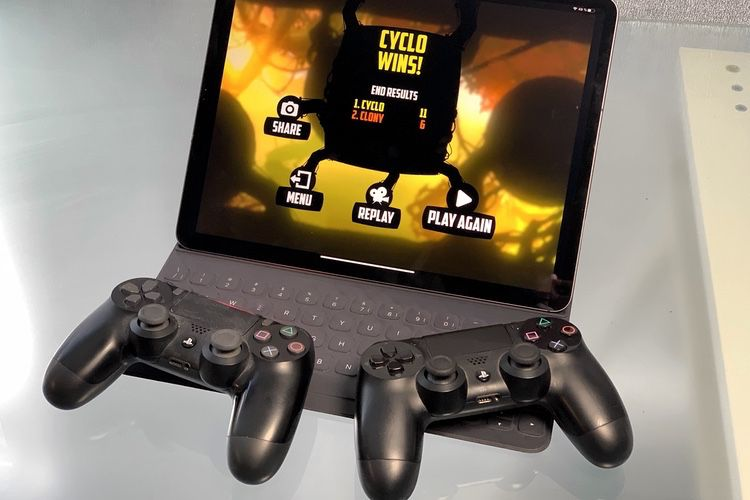 Manettes PS4 et Xbox One S sur iOS 13 et Apple TV : faites vos jeux !