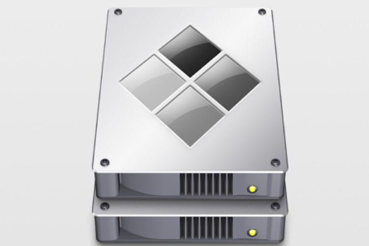 Mise à jour Boot Camp pour des Mac avec Fusion Drive