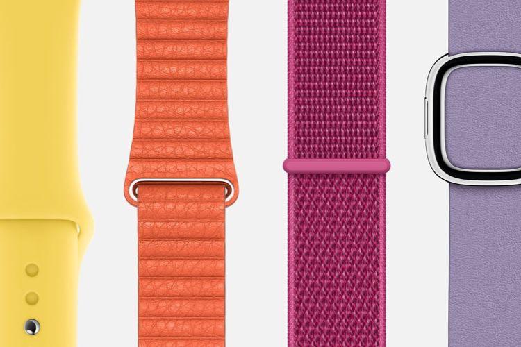 À quelle fréquence changez-vous votre bracelet d'Apple Watch?