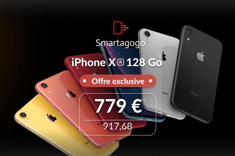 Smartagogo : l'iPhoneXR dès 699€ et l'iPad Wi-Fi 2018 dès 299€!  📣