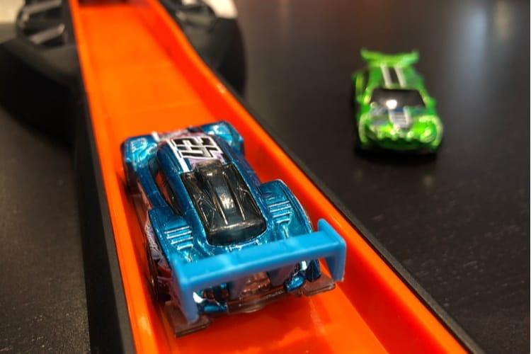 Test de Hot Wheels id : roulez petits bolides connectés