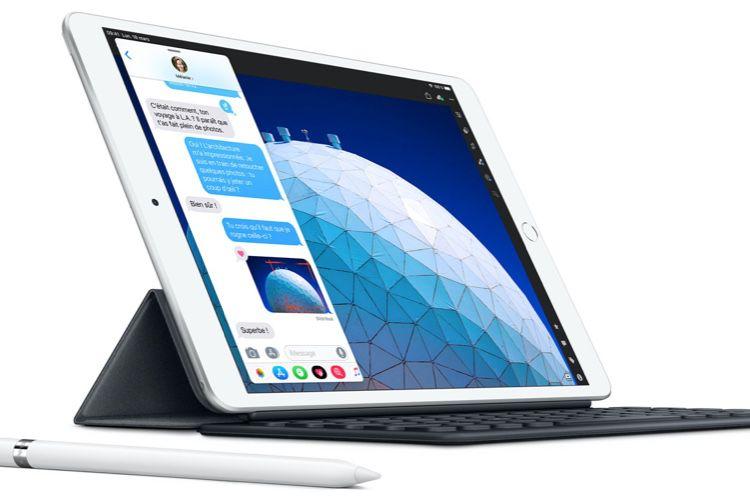 Promos : iPad mini 64Go à 425€, iPad Air 256Go à 770€, Pencil2à125€