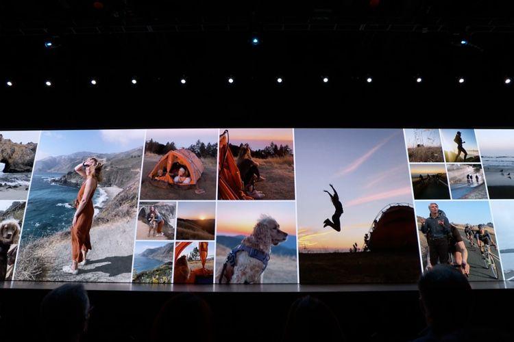 iOS 13 : nouvelle présentation et tris automatiques dans Photos