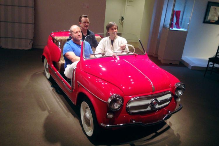 Jony Ive aurait bien planché sur un téléviseur Apple et une voiture