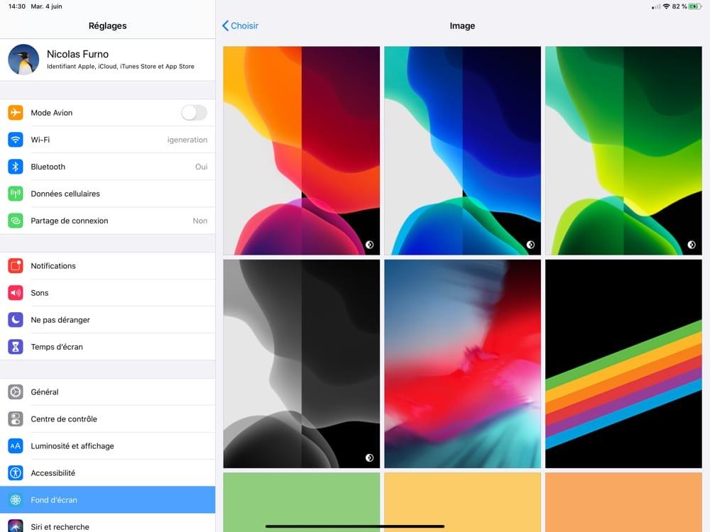 foto de iOS 13 et macOS 10.15 : installez les nouveaux fonds d'écran ...