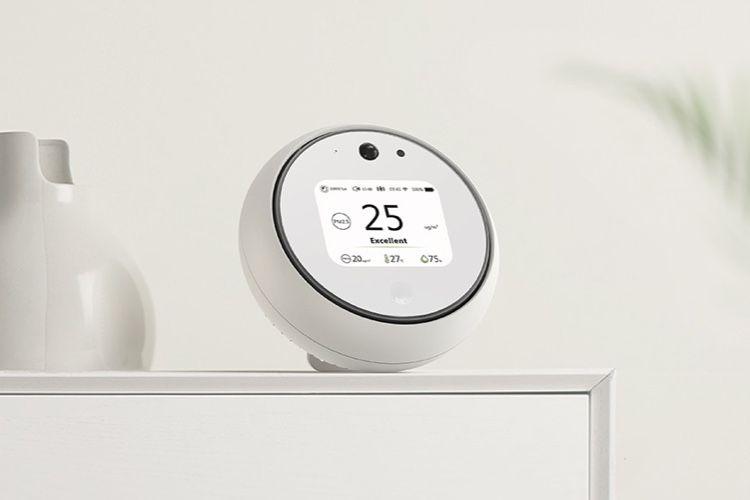 Le Koogeek Environment Monitor compatible HomeKit est disponible