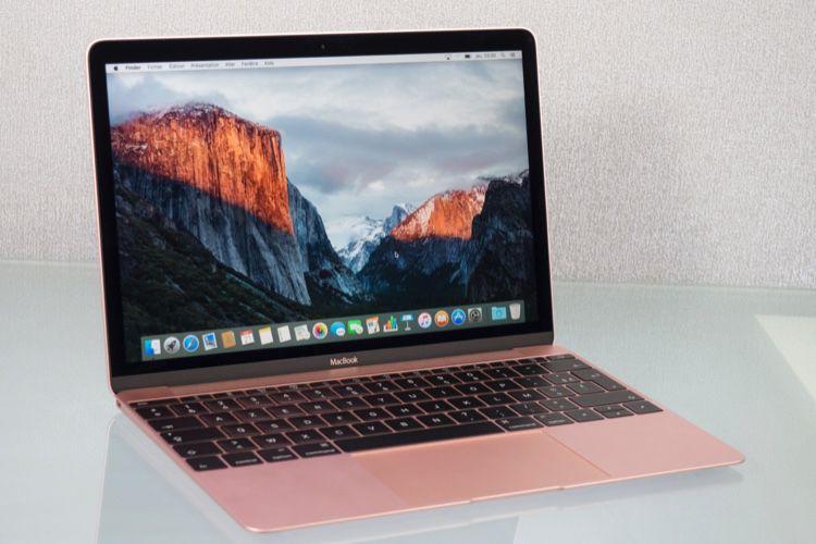 """MacBook 12"""" en soldes à 899 €: faut-il craquer?"""