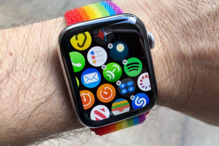 watchOS 6 va autoriser la suppression des apps Apple installées par défaut