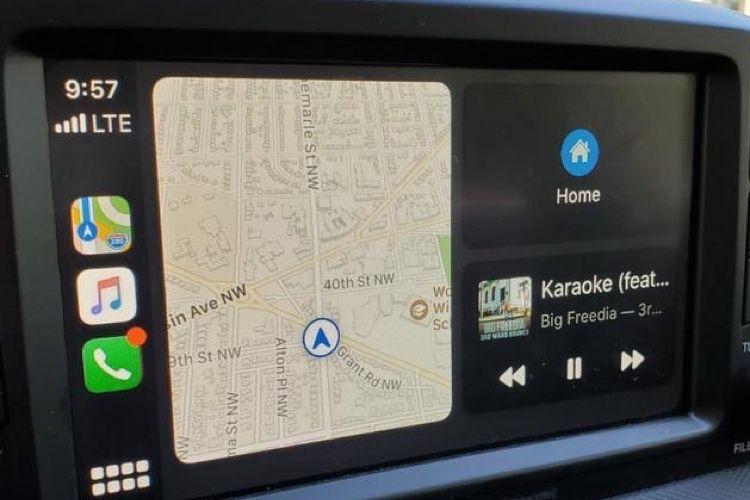 Les nombreuses nouveautés de CarPlay avec iOS 13