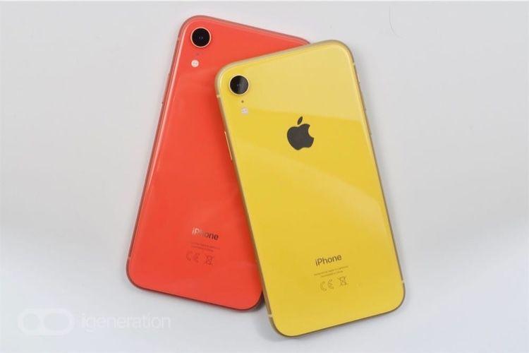 Le nouvel iPhoneXR aurait une batterie encore plus grosse