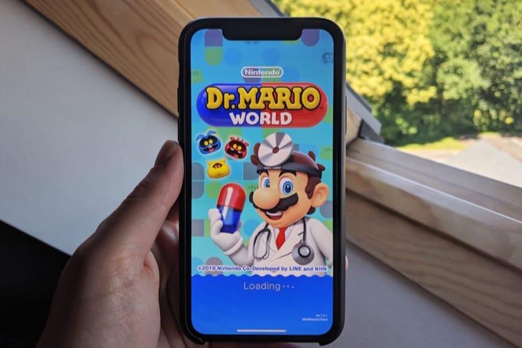 Dr. Mario World a été mis à jour et maintenant il marche!