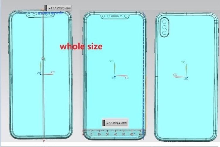 Fuites d'iPhone : un CAD affaires pour Apple