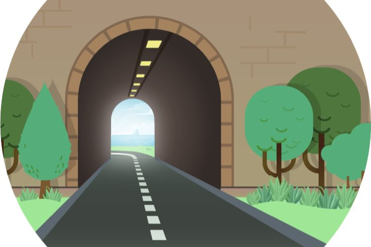 Waze est le premier à tester la navigation sous tunnel en Île-de-France