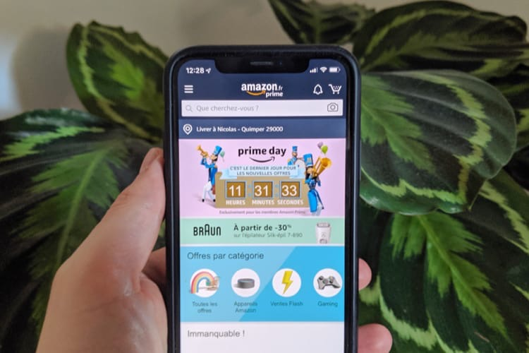 Les meilleures offres du PrimeDay2019 d'Amazon