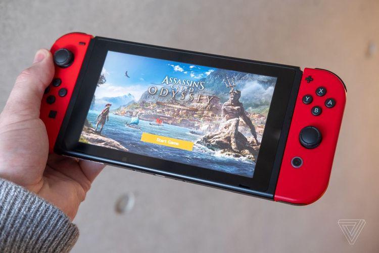 Nintendo garde un œil sur le jeu en streaming
