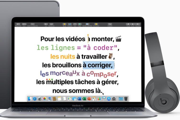 Back to School : des écouteurs Beats et 20% sur AppleCare+ avec l'achat d'un Mac ou iPad