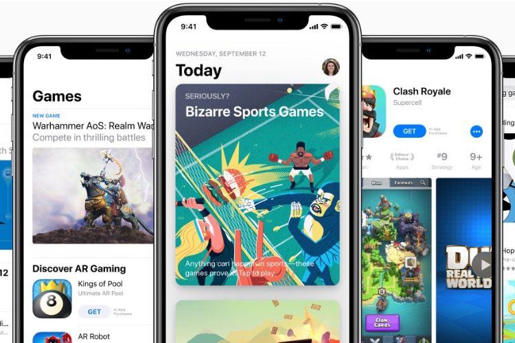 Le moteur de recherche de l'AppStore accusé de favoriser les applications d'Apple