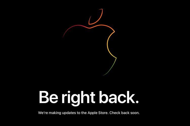 L'Apple Store Education est fermé, Back to School ne devrait plus tarder