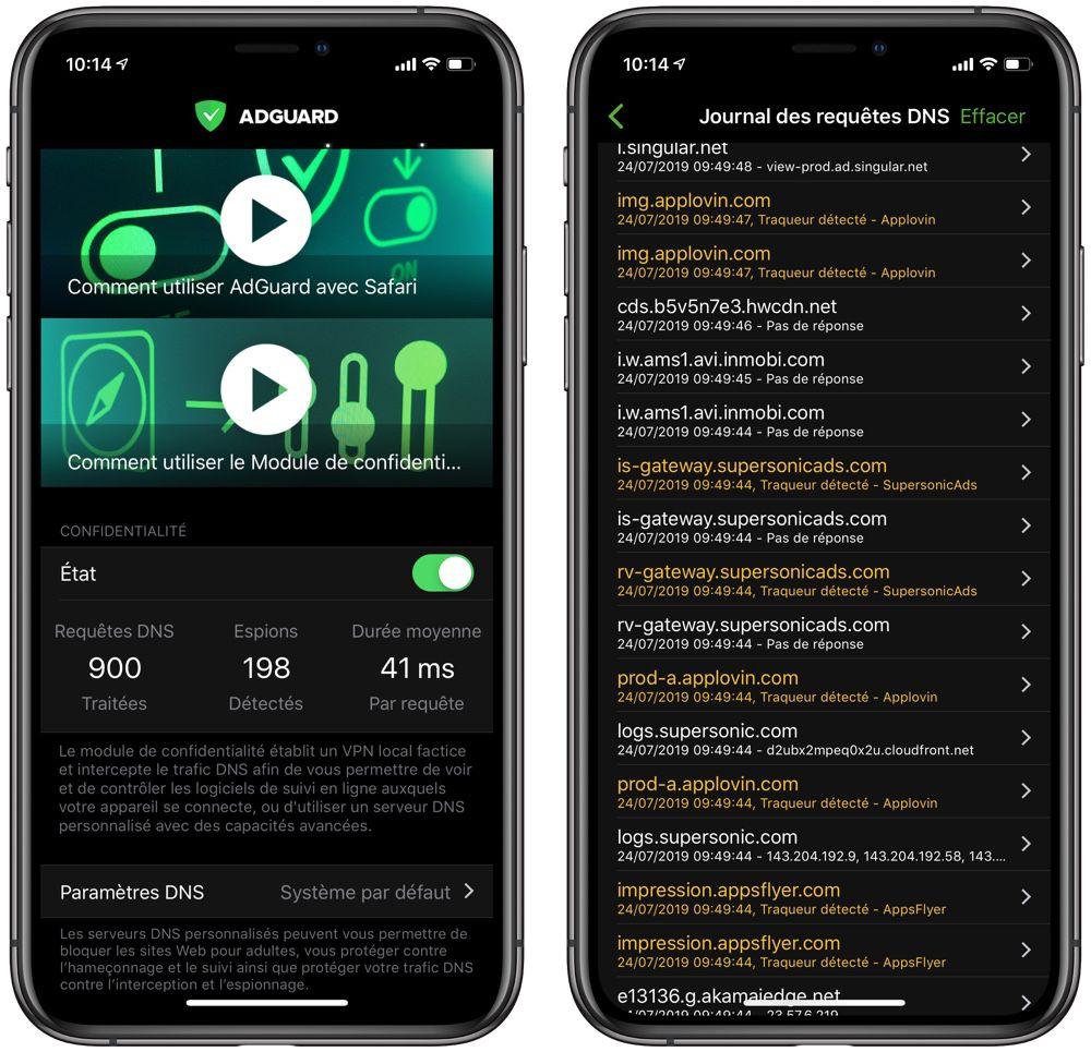 AdGuard Pro finalement autorisé à nouveau dans l'App Store