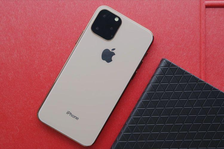 video en galerie : Aperçu en 4K des iPhone de 2019 d'après les rumeurs
