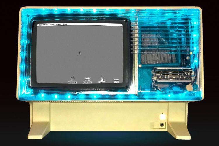 image en galerie : Le Lisa ne connait pas l'obsolescence programmée