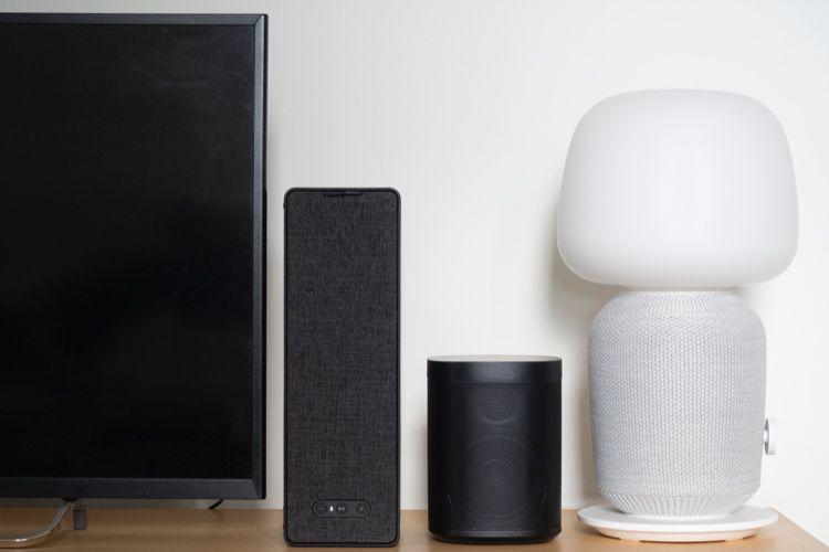 Test des enceintes Symfonisk du duo IKEA-Sonos