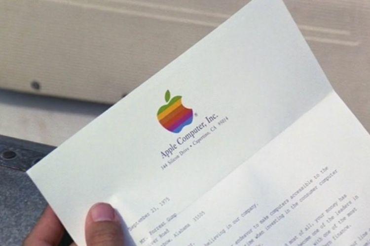 Le logo arc-en-ciel d'Apple fera-t-il son retour sur de futurs produits?