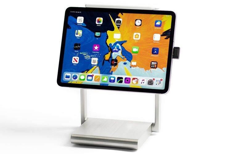 Le MagicDock transforme les iPad Pro 2018 en Surface Studio