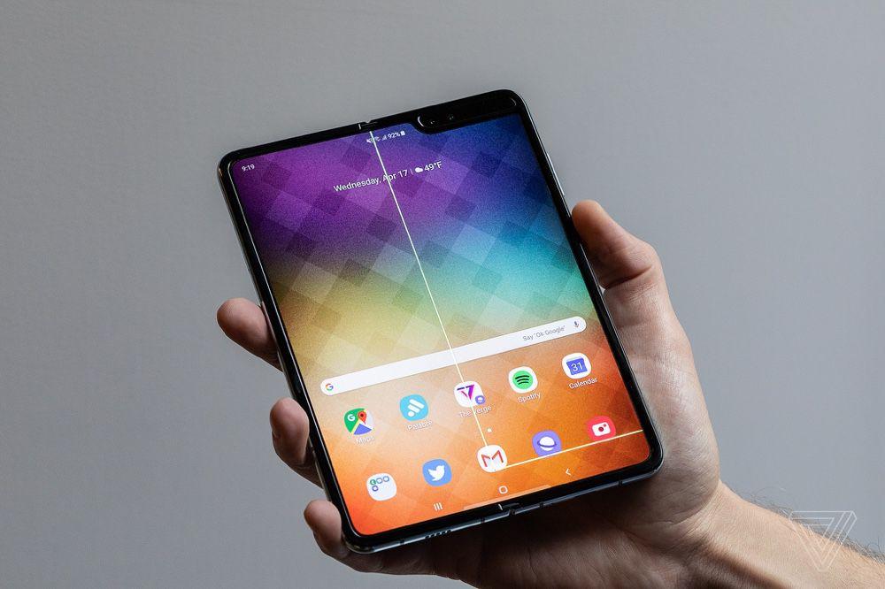 Voici ce que Samsung a corrigé — Galaxy Fold