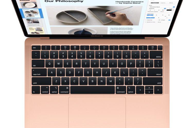 Les prochains portables Apple abandonneraient leur clavier papillon