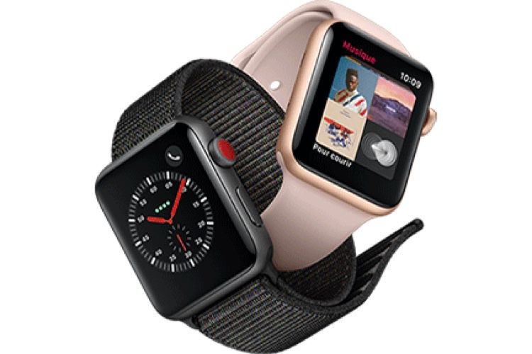 En 2019, Apple vendra plus de montres que l'ensemble des fabricants suisses