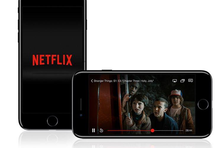 Netflix lance un abonnement pour appareils mobiles en Inde à 2,59€ par mois