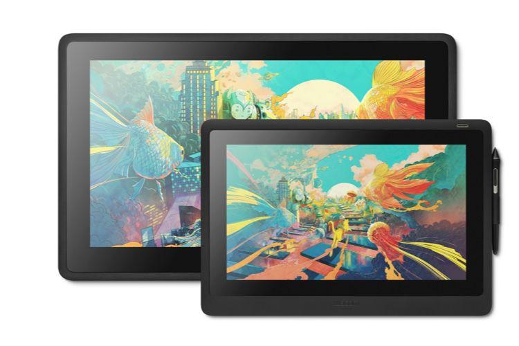 Cintiq22: Wacom présente une grande tablette pour les étudiants