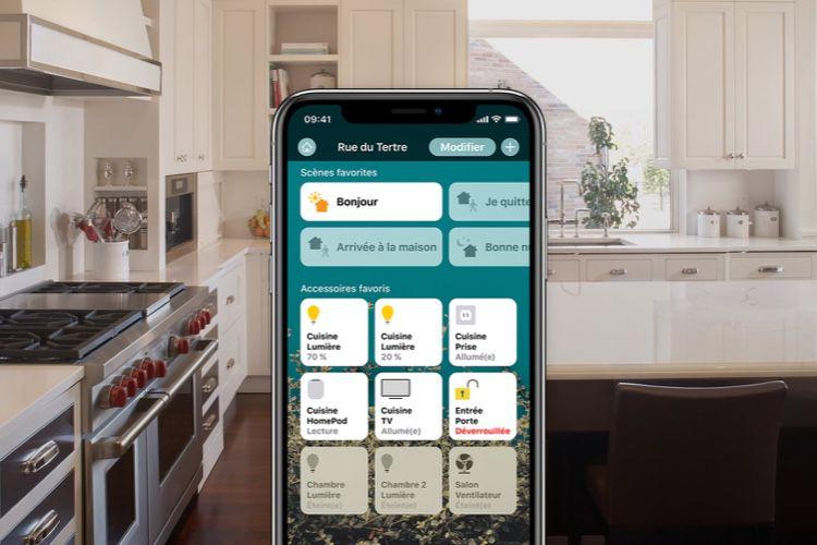 Quel service utilisez-vous pour contrôler vos objets connectés?