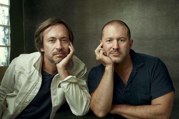 LoveFrom, l'union des «jumeaux» Jony Ive et Marc Newson