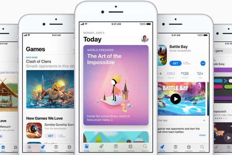 En 2018, Apple a retiré au moins 500apps sur demande de la Chine