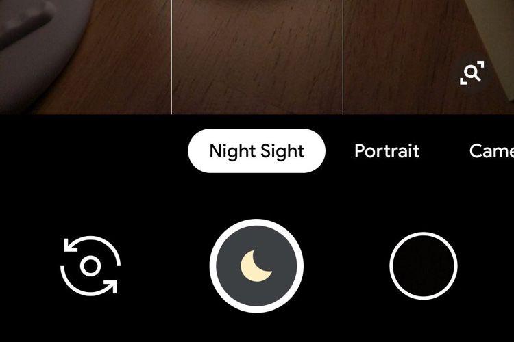 Google va mettre en avant le mode Vision de nuit des Pixel dans AndroidQ
