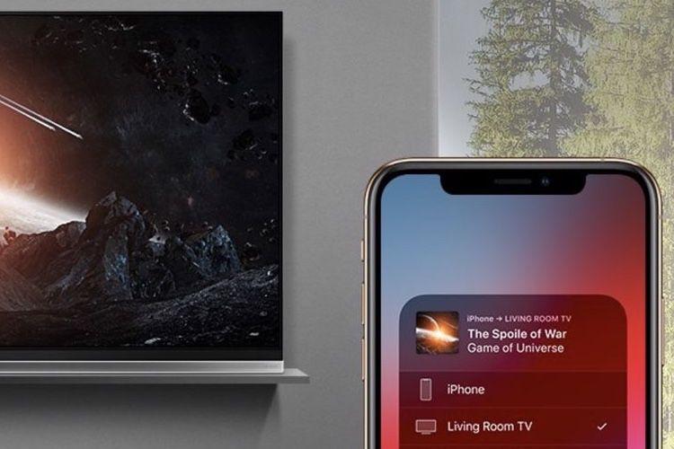 Tous les téléviseurs LG ThinQ pourraient avoir droit à AirPlay 2 et HomeKit [màj : peut-être pas]