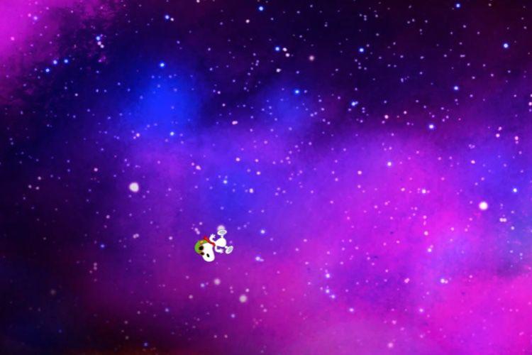 Snoopy, la tête dans les étoiles et sur l'Apple TV