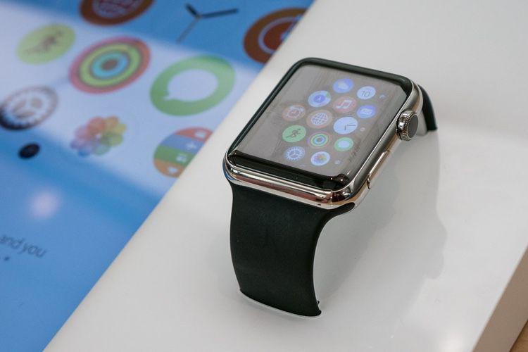 L'Apple Watch prête à dépasser le volume de vente des montres suisses