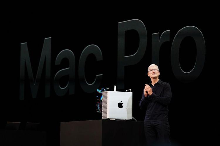 Pour le nouveau MacPro, Tim Cook n'exclut pas une production américaine