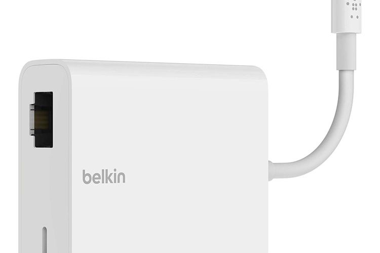 MFi : Apple certifie des câbles Lightning vers Ethernet et USB-C vers Lightning audio