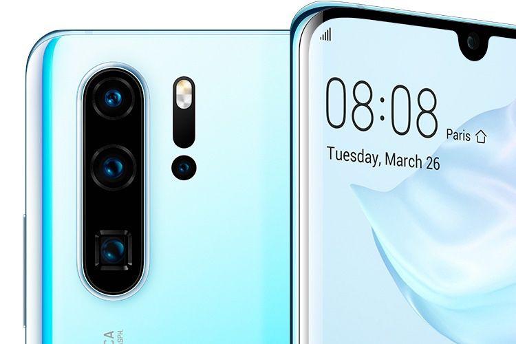 Huawei qui rit, LG et Sony qui pleurent