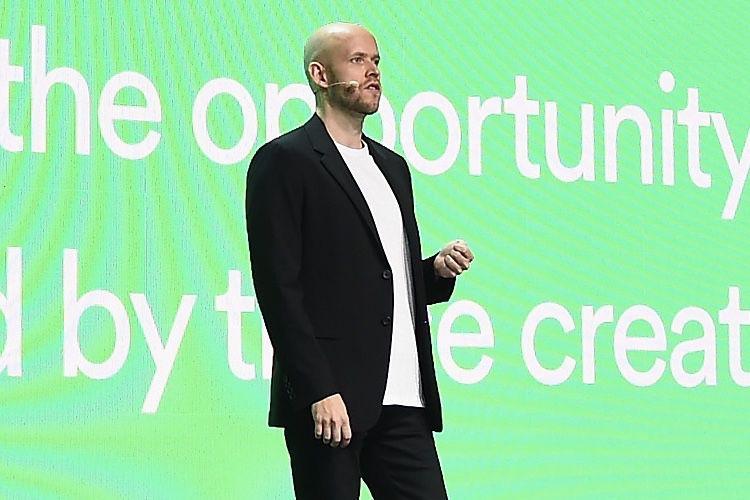 Daniel Ek, le patron de Spotify, serait persuadé d'avoir été la victime de canulars téléphoniques de Steve Jobs