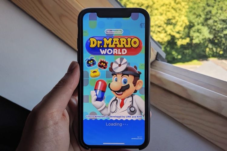 Dr. Mario World : un lancement en demi-teinte