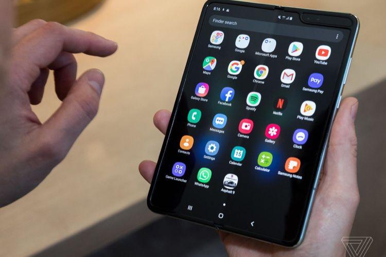 Samsung aurait fini de corriger le Galaxy Fold