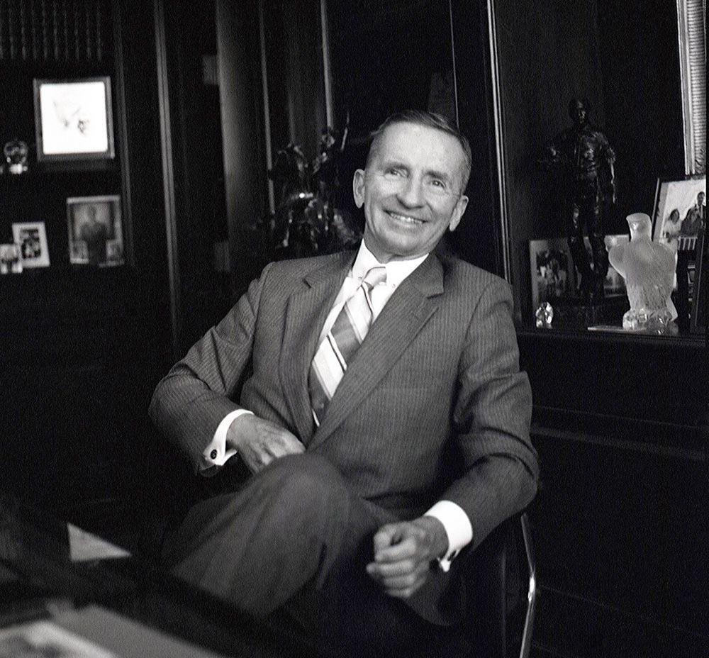 Ross Perot, ancien candidat à la présidence américaine et premier investisseur dans NeXT, est mort