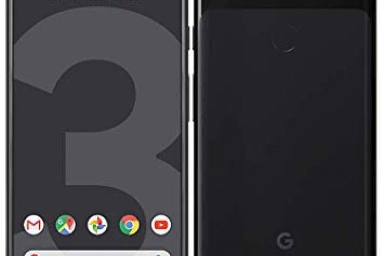 Soldes Sosh : le Pixel 3 XL noir en 128 Go à 529€