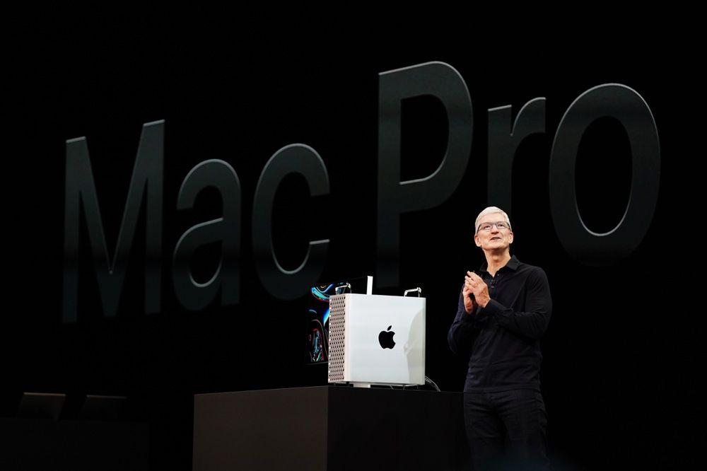 30ac84e5de38f Apple veut éviter à son Mac Pro les taxes douanières de Donald Trump ...